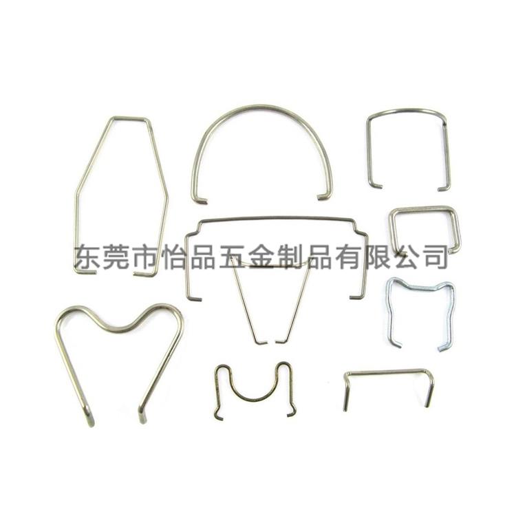 Line shape spring Line Spring_Dongguan YiZhong Spring Metal Co.,LTD